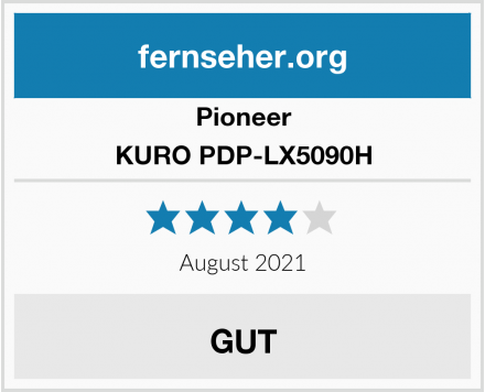 Pioneer KURO PDP-LX5090H Test