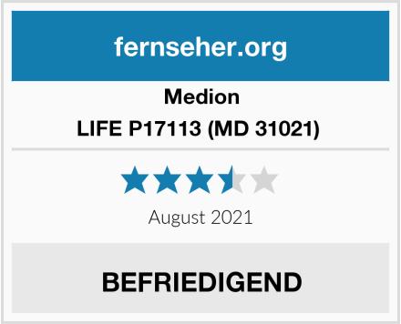 Medion LIFE P17113 (MD 31021)  Test