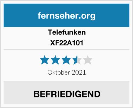 Telefunken XF22A101 Test