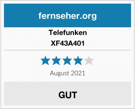 Telefunken XF43A401 Test
