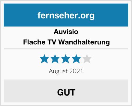 auvisio Flache TV Wandhalterung Test