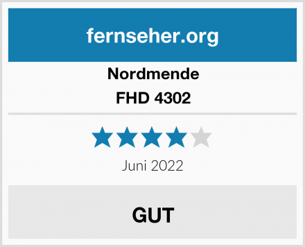 Nordmende FHD 4302 Test