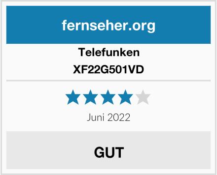 Telefunken XF22G501VD Test