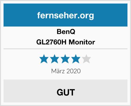 BenQ GL2760H Monitor Test