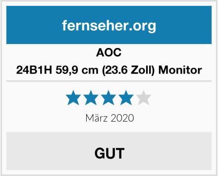 AOC 24B1H 59,9 cm (23.6 Zoll) Monitor Test