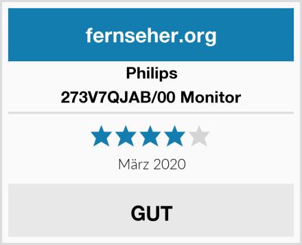 Philips 273V7QJAB/00 Monitor Test