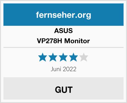 Asus VP278H Monitor Test