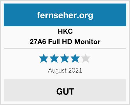 HKC 27A6 Full HD Monitor Test
