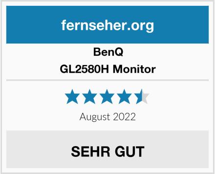 BenQ GL2580H Monitor Test