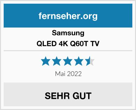 Samsung QLED 4K Q60T TV Test