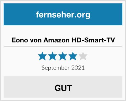 Eono von Amazon HD-Smart-TV Test