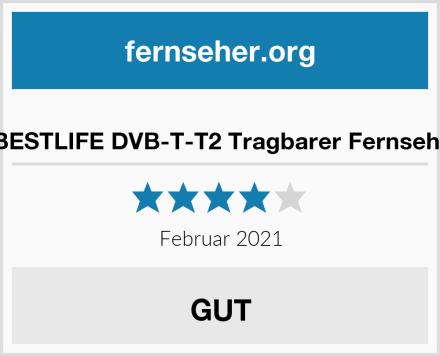 VBESTLIFE DVB-T-T2 Tragbarer Fernseher Test
