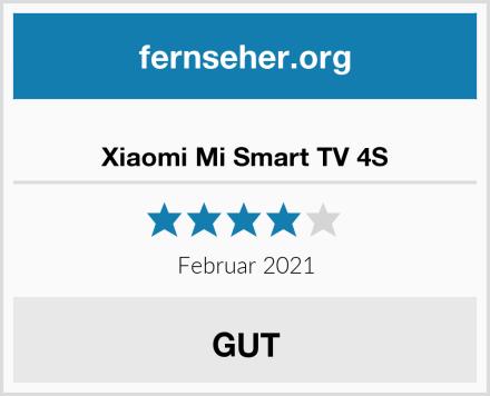 Xiaomi Mi Smart TV 4S Test