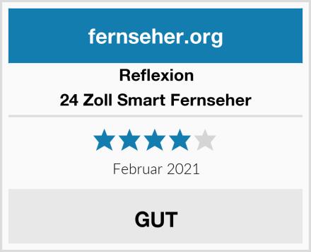 Reflexion 24 Zoll Smart Fernseher Test