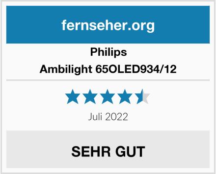 Philips Ambilight 65OLED934/12 Test