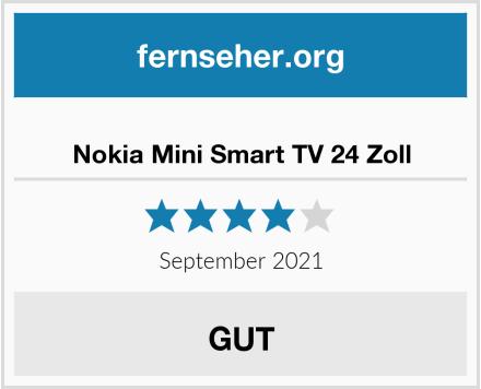 Nokia Mini Smart TV 24 Zoll Test