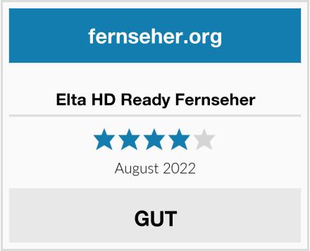 Elta HD Ready Fernseher Test
