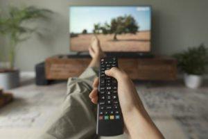 Welcher Abstand zum Fernseher ist gesund?