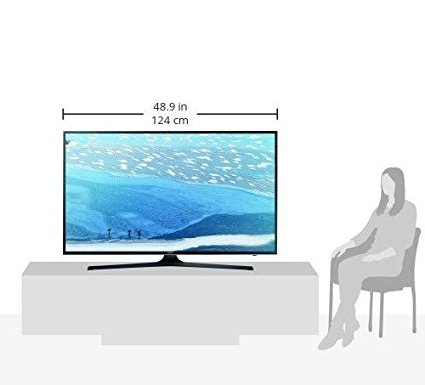 samsung ue55ku6079uxzg fernseher test 2018. Black Bedroom Furniture Sets. Home Design Ideas