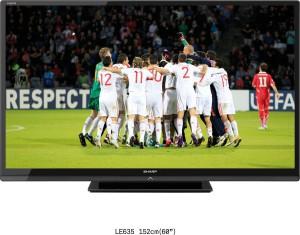 Sharp Fernseher