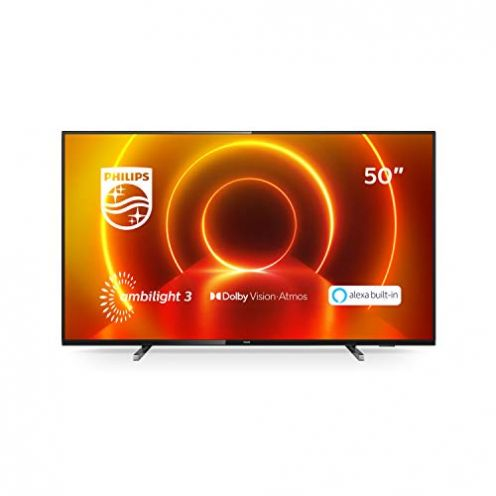 Philips TV Ambilight 50PUS7805/12