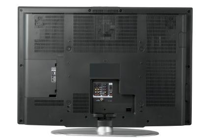TV-Rückseite